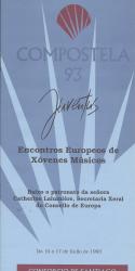 1993 - St Jacques de Compostelle, éd. spéc